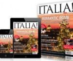 Italia! issue 109 on sale 21 November