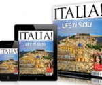 Italia issue 113 is on sale 13 March