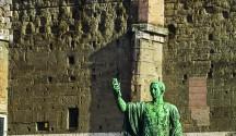 Statue of Gaius Julius Caesar, Rome