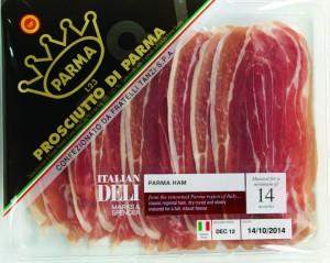 M&S14m Parma ham