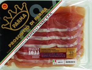 M&S22m Parma ham