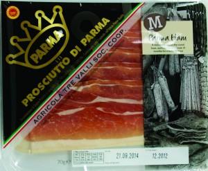 Morrisons Parma ham