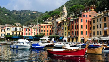 View of Portofino