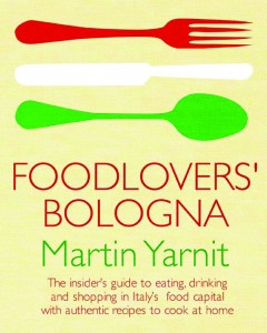 *Foodlovers Bologna cover