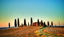 *TuscanLandscapeSunset©iStock