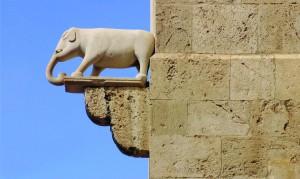 Cagliari; the Torre dell'Elefante image © iStock