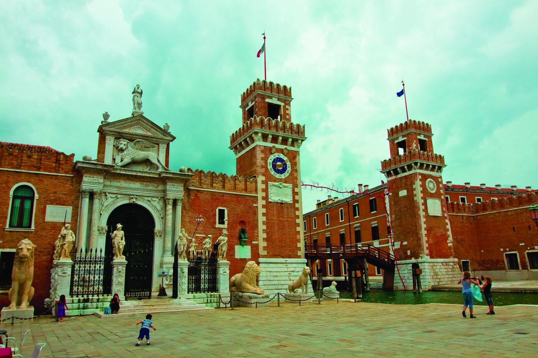 *Arsenale - Porta Magna