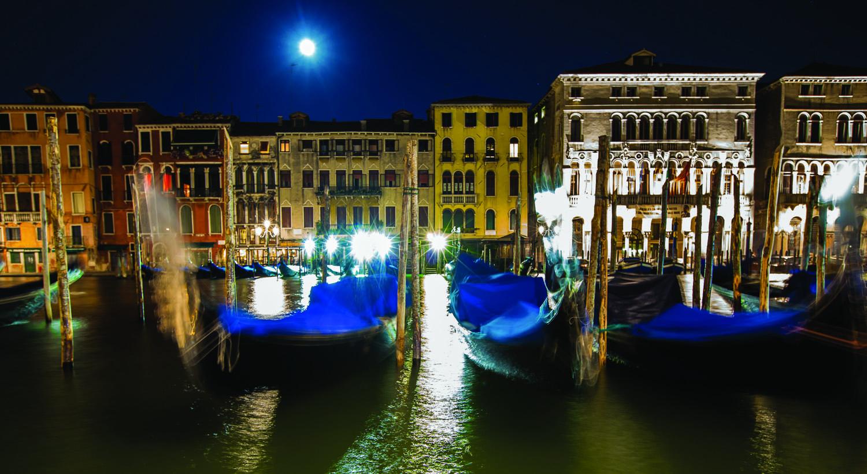 *Grand Canal Venice