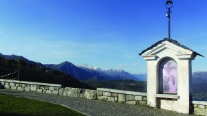 *view from Madonna del Sasso