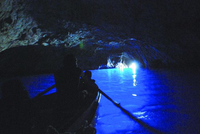 *Blue Grotto