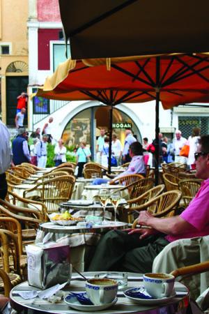 Cafe life, Capri Town