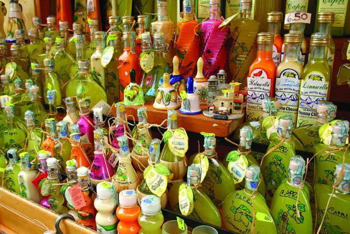 *souvenir liqueur bottles