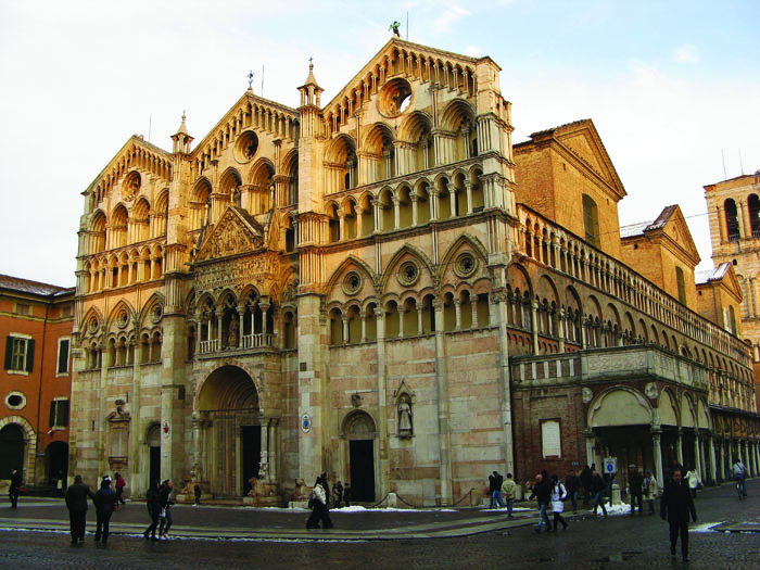 Cathedral of Ferrara