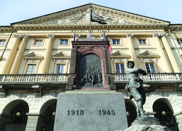 *City Hall, Aosta