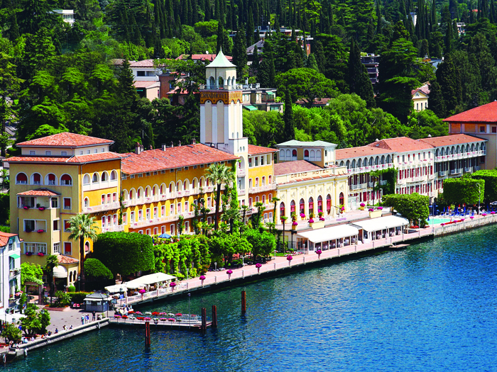 Grand Hotel A Verona