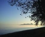 Lake Bolsena Fog