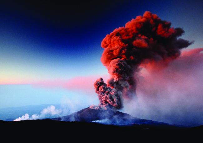 Mount etna salt rock dating