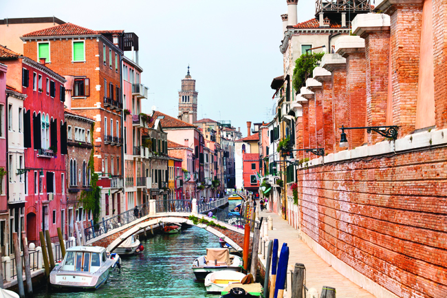 Dorsoduro is one of Venice's more affordable areas.
