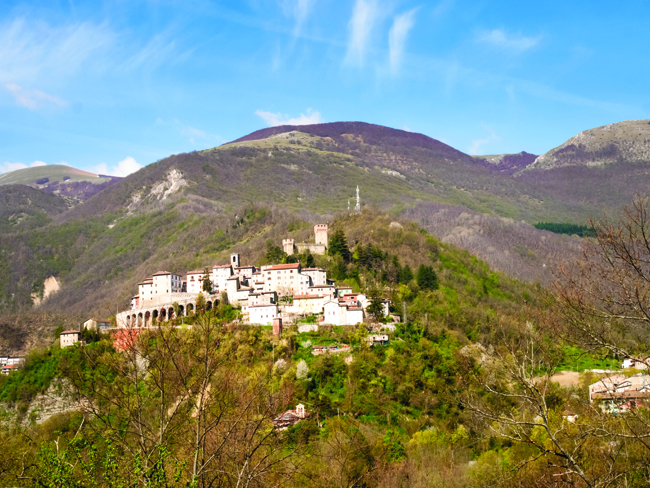Homes in Le Marche