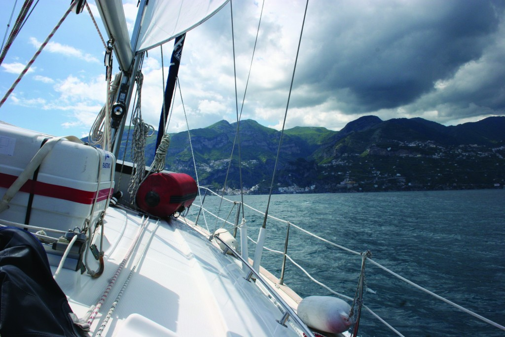 Day 2 - Agropoli to Amalfi (16)