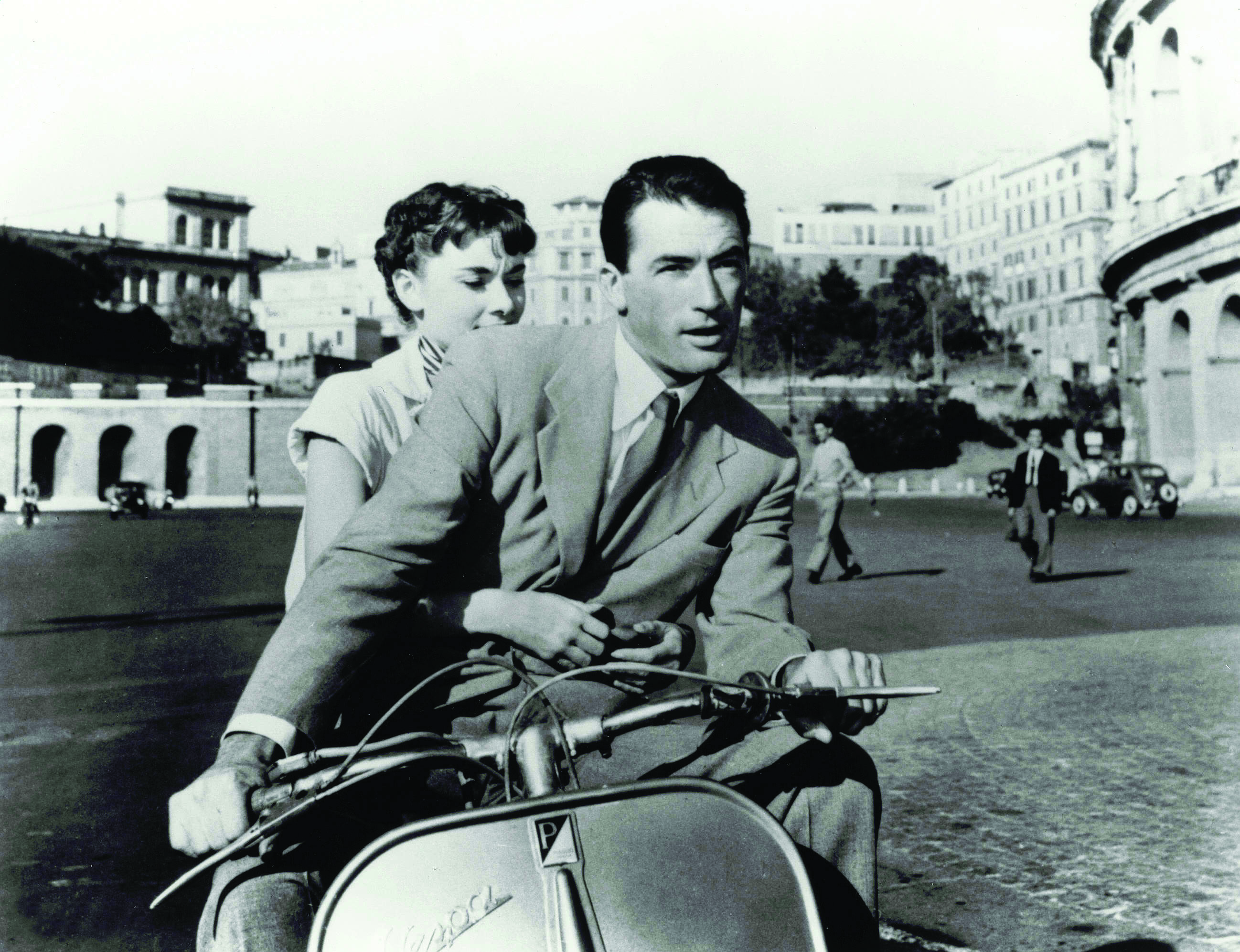 Roman Holiday Tour