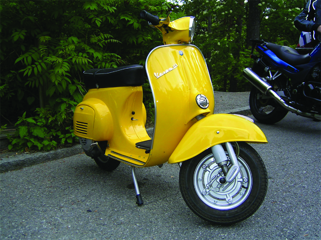 the piaggio & co. vespa scooter | italy travel and life