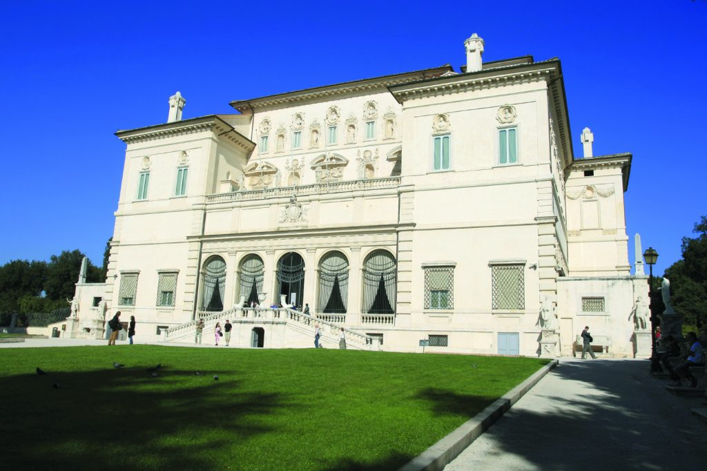 Borghesemuseum©iStock