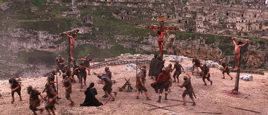 the passion of the christ location matera italy travel and life