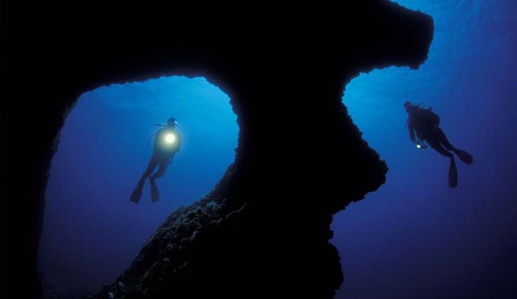 Viewpoint: Underwater Caves