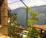 Residential complex with pool, Lake Como