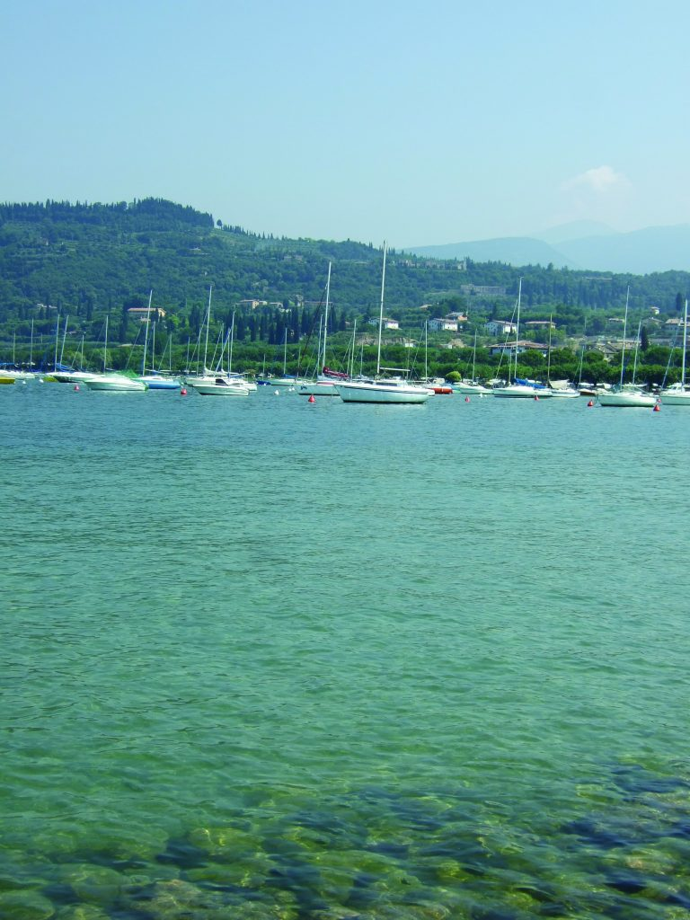 view from bardolino