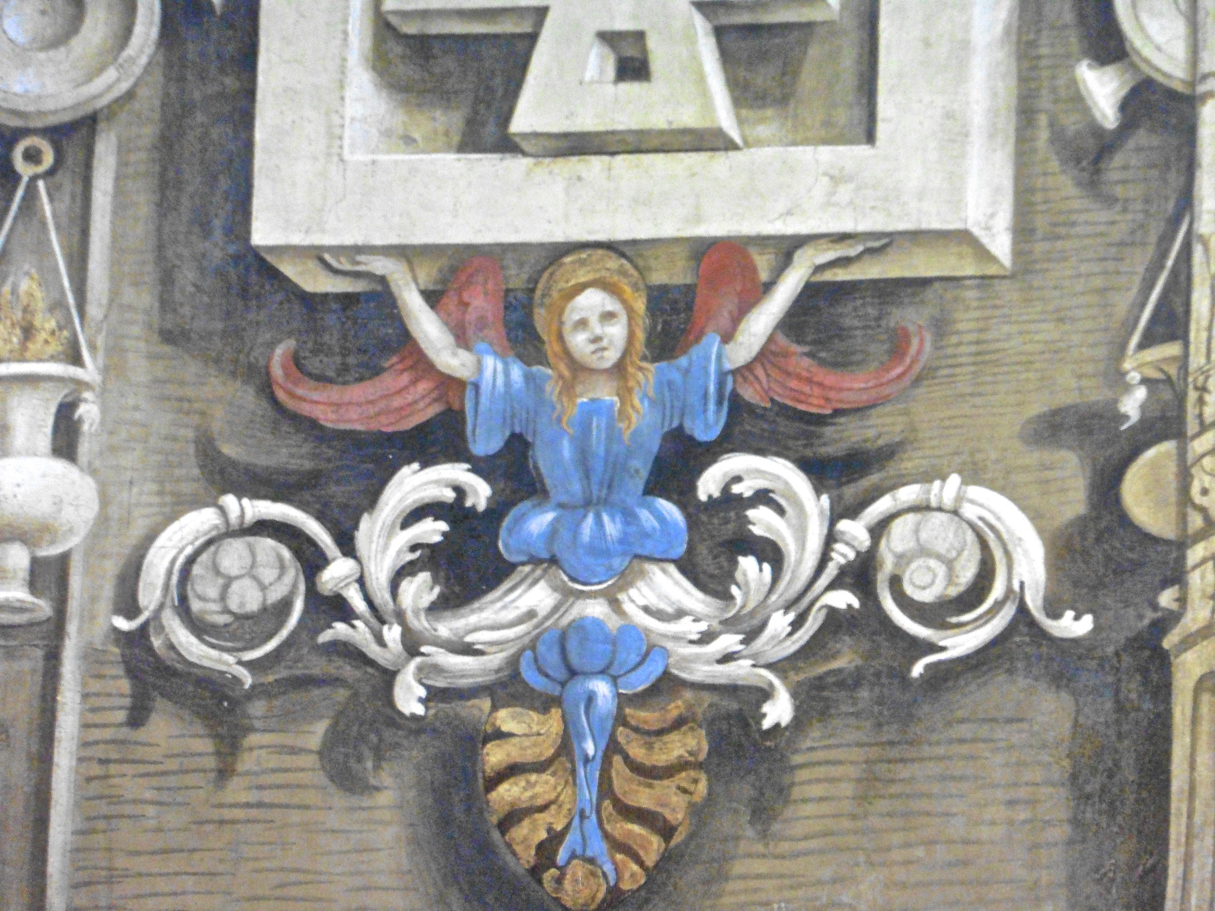 detail Strozzi chapel 2
