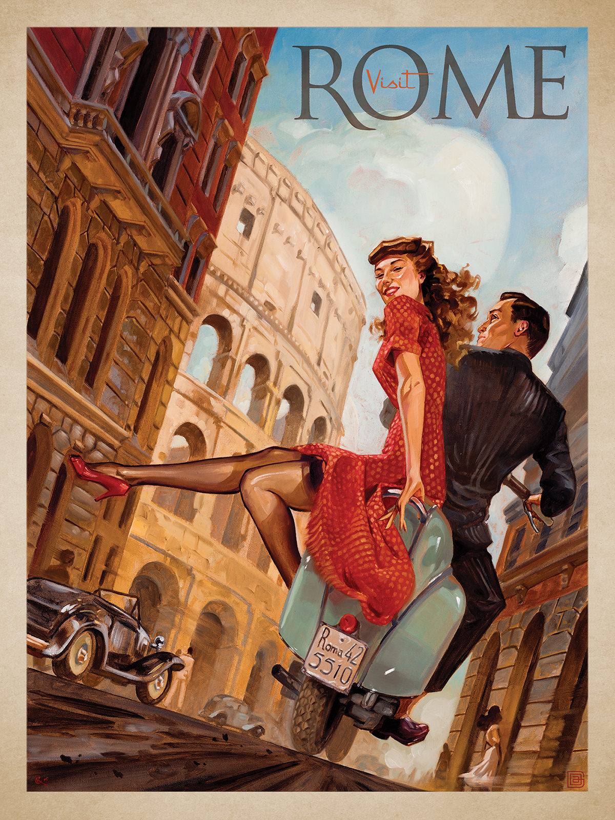 Top Italian Art Deco Posters - Italy Travel and Life ...