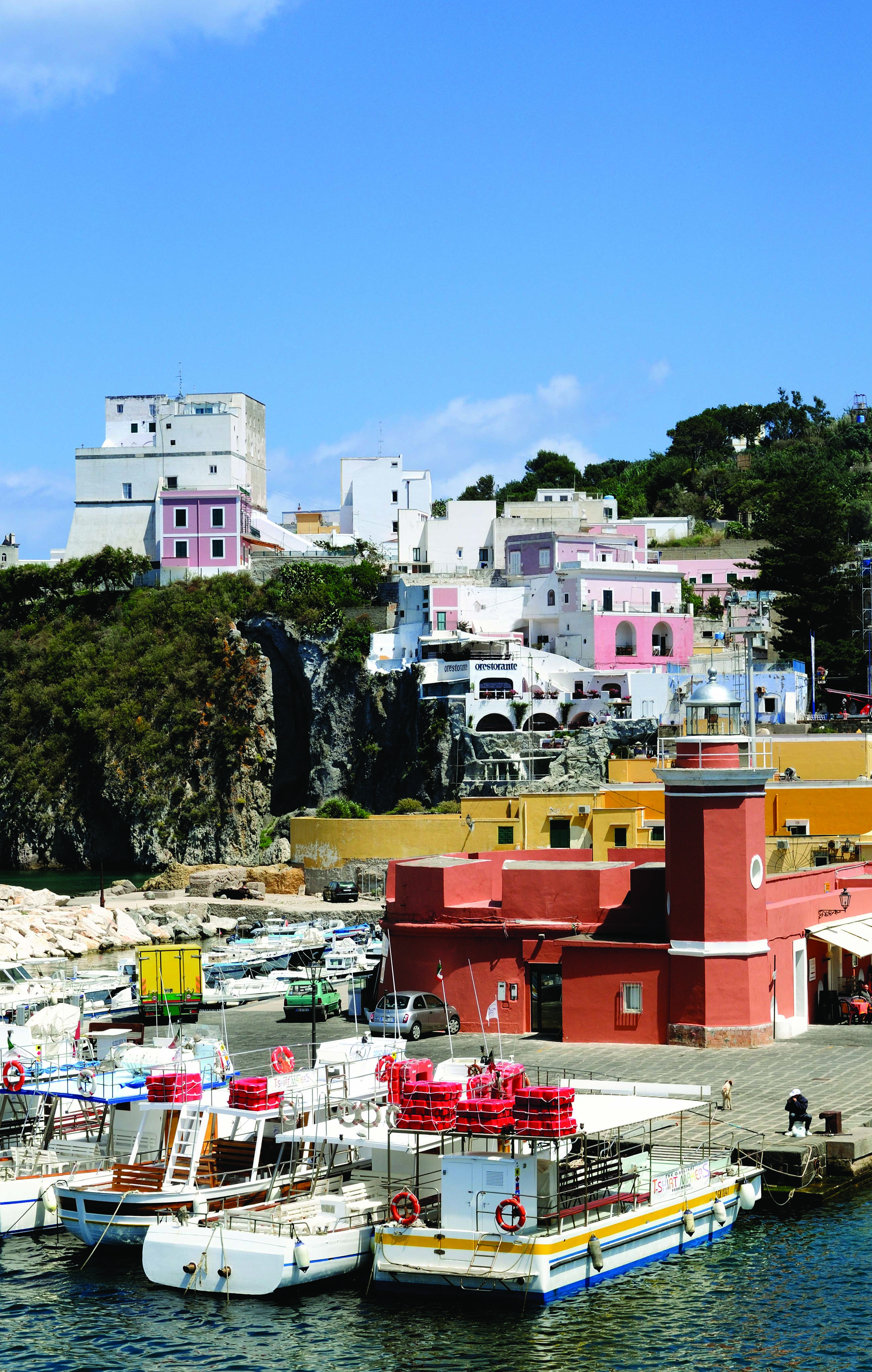 48 Hours in Ponza - Italy Travel and Life