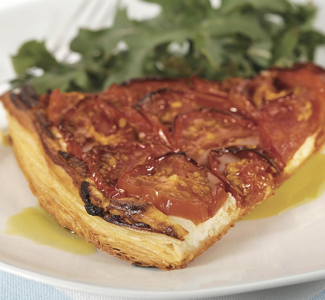 Tomato and ricotta tart – Sfogliatina al pomodoro e ricotta