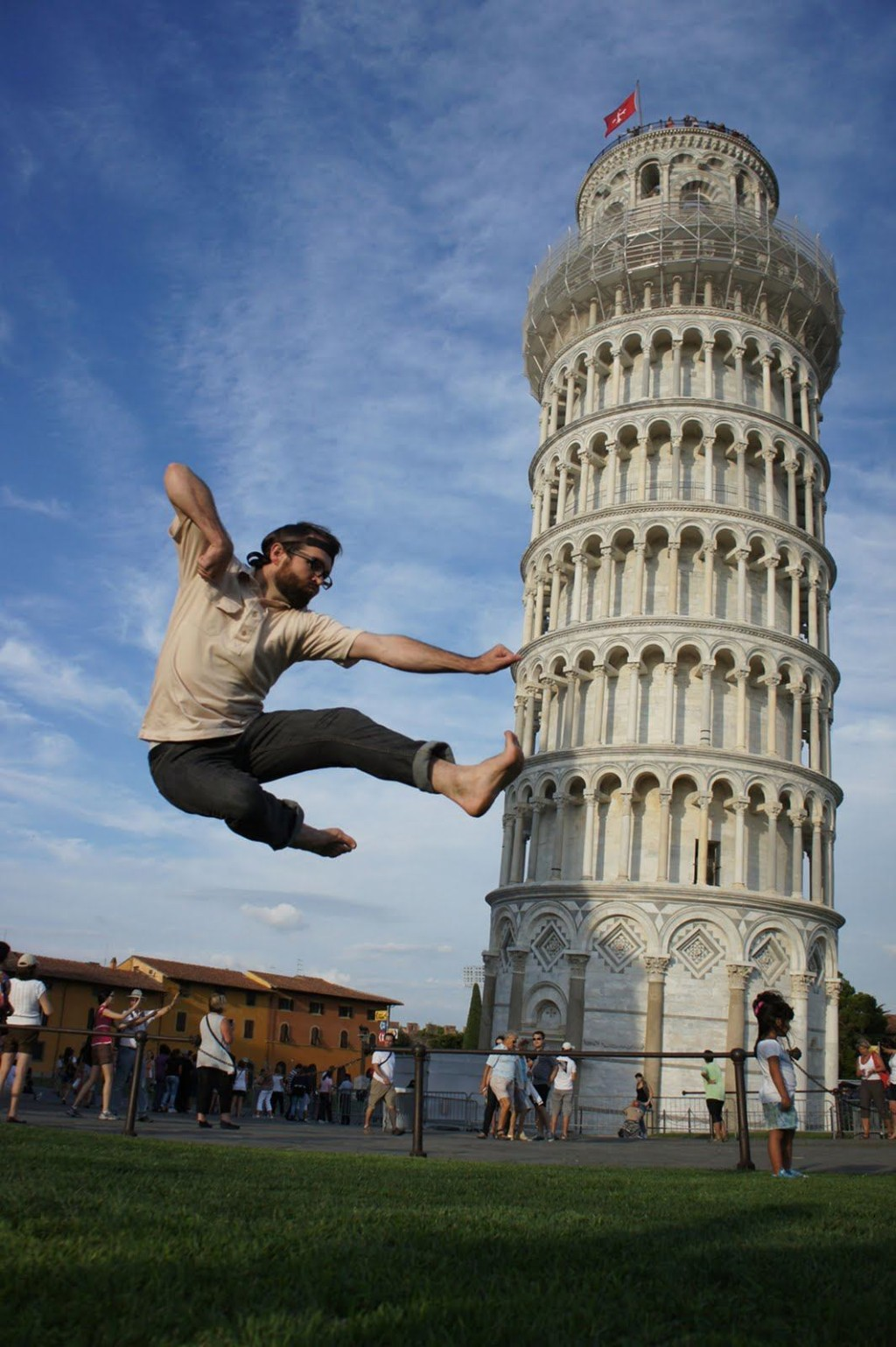 Image result for the leaning tower of pisa