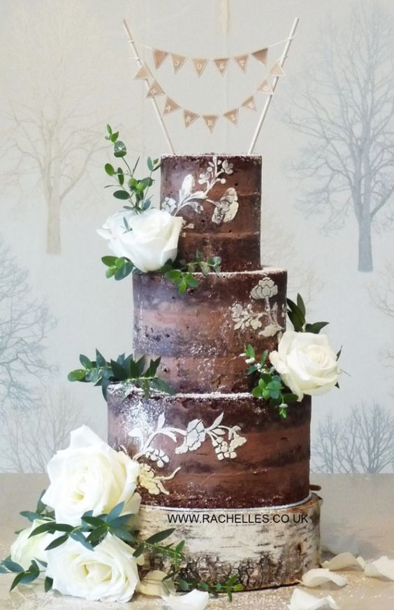 Beautiful Over The Top Wedding Cakes