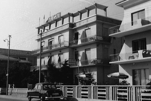 Hotel Eliseo 1960's
