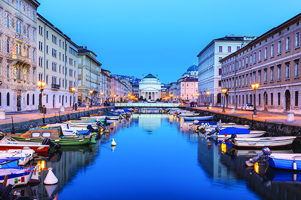 Trieste, Friuli Venezia Giulia