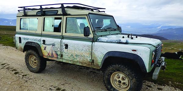 Take a 'jeep safari' with Molise Explorer
