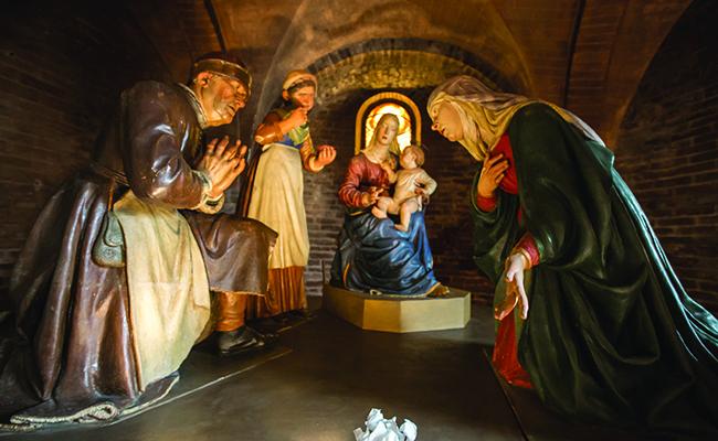 La Madonna della Pappa
