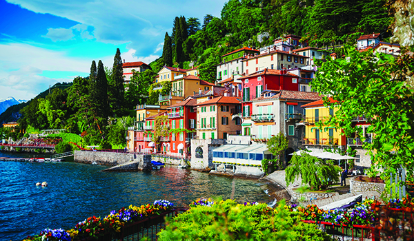 Varenna, Lake Como, Italy