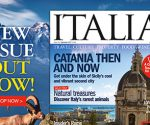 New issue of Italia! on sale NOW