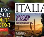 New issue of Italia! OUT NOW