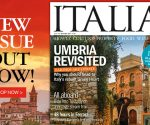 New issue of Italia! OUT NOW!