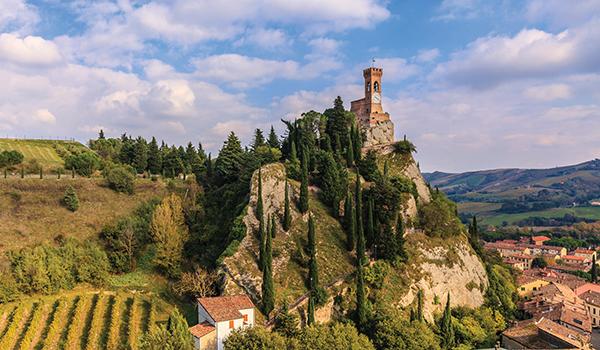 Past Italia Brisighella Italy Travel And Life