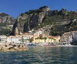 Into the blue: the Amalfi Coast