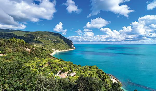 Le Marche's Sirolo Coast