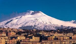 Etna and Catania