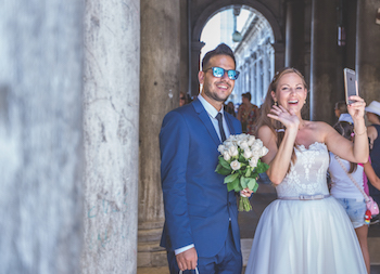wedding st mark's square venice